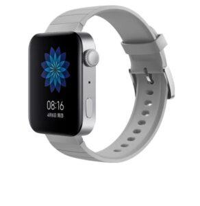 Mejores smartwatch para el 2020 - Xiaomi mi watch plata