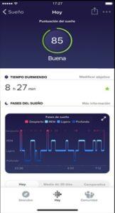 Monitor de sueño