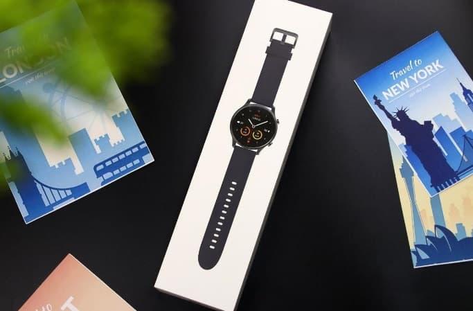 Xiaomi mi watch color in box 2