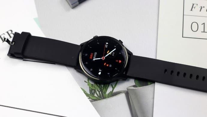 Xiaomi mi watch color unboxin