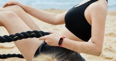 Mejor pulsera de actividad fisica