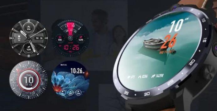 smartwatch chino oukitel z32